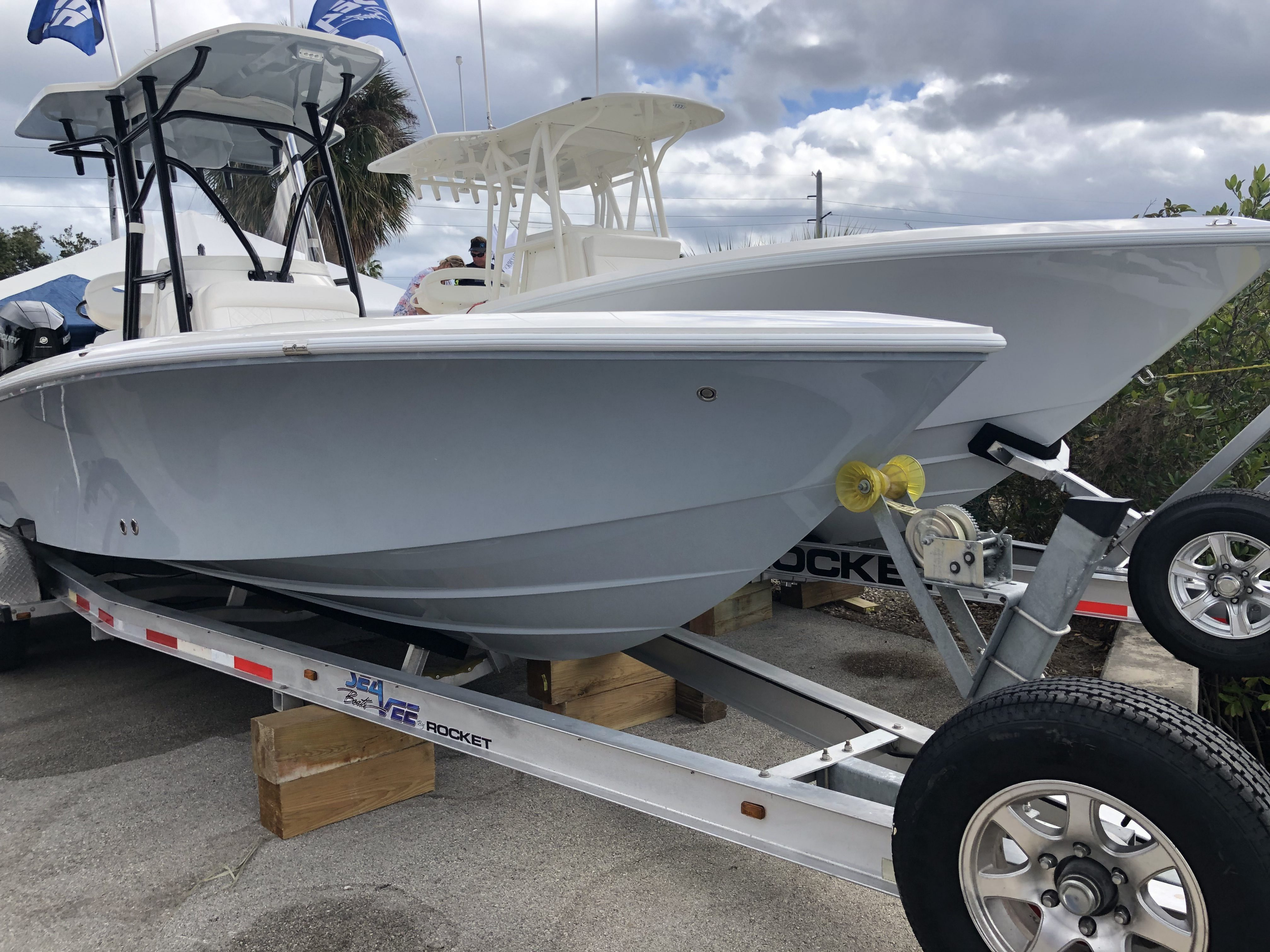 Boat Trailers Miami - Rocket Trailers Manufacturer