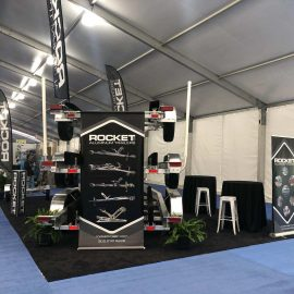 Boat Trailers - Rocket Trailers - Miami Boat Show