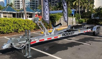 Rocket Aluminum Boat Trailers Miami Beach