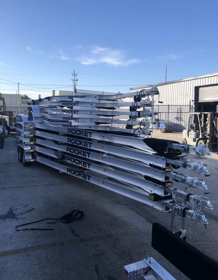 Rocket Aluminum Boat Trailers for Sale Florida