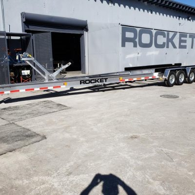 Rocket Boat Trailers - Transport Trailer
