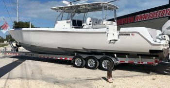 Contender 44 Boat Trailers Florida